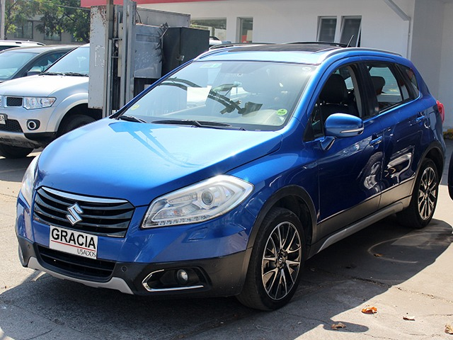 SUZUKI S-CROSS 1.6 4X4 LIMITED MT 2015  - GRACIA AUTOS