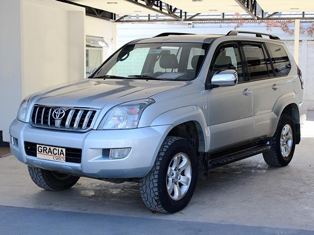 TOYOTA LAND CRUISER PRADO 4.0 VX 5P AUT 4WD 2008  - GRACIA AUTOS