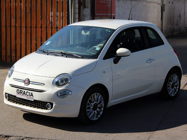 FIAT 500 1.2 MT 2017  - GRACIA AUTOS
