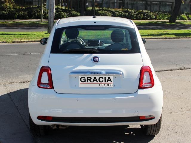 FIAT 500 1.2 MT 2017  - GRACIA AUTOS