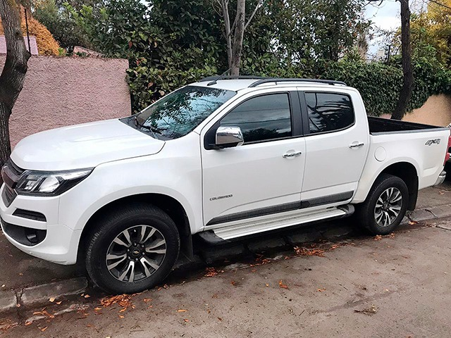 CHEVROLET COLORADO TD LTZ 4WD MT 2.8 2018  - GRACIA AUTOS