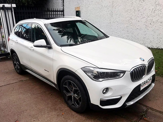 BMW X1 XDRIVE 2.0 2016  - GRACIA AUTOS