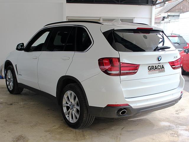 BMW X5 SDRIVE 25d 2.0 EXECUTIVE PLUS 2018  - GRACIA AUTOS