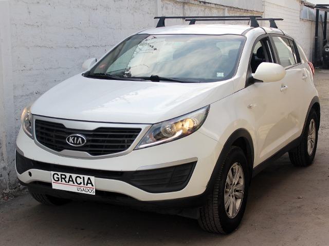 KIA SPORTAGE LX 2,0 4X2 MT 2014  - GRACIA AUTOS