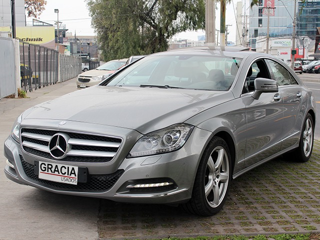 MERCEDES-BENZ CLS 350 3.5 AT 2015  -