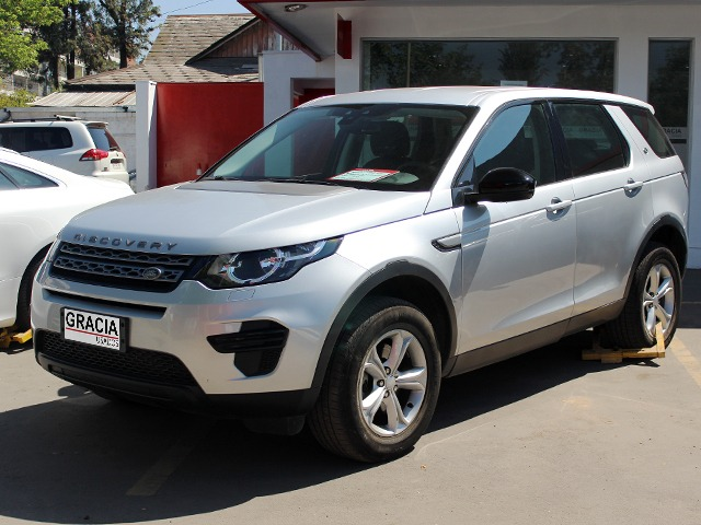 LAND ROVER DISCOVERY SPORT 2.0 2017  -