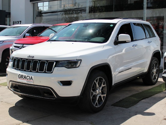 JEEP GRAND CHEROKEE 3.0 CRD LIMITED 4WD AT  2020  -