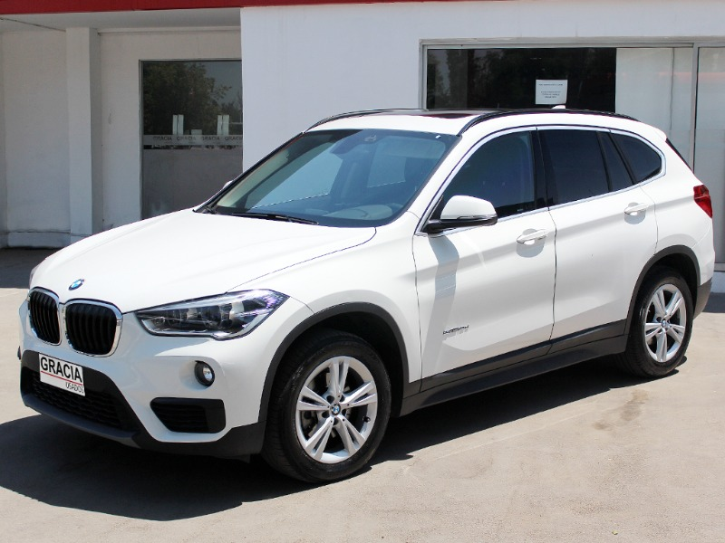 BMW X1 2.0 SDRIVE 1.8d A LUXURY 2016  -