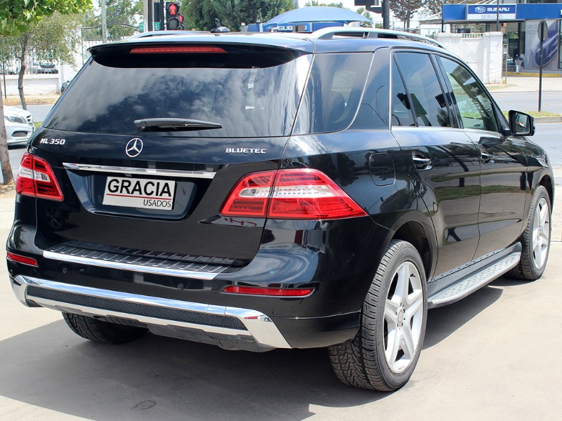 MERCEDES-BENZ ML 350 BLUE TEC DIESEL 2015  - GRACIA AUTOS