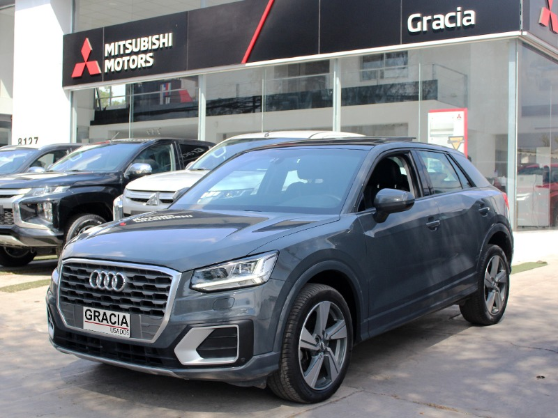 AUDI Q2 35 TFSI 1.4 AT SPORT STRONIC 2019  - GRACIA AUTOS