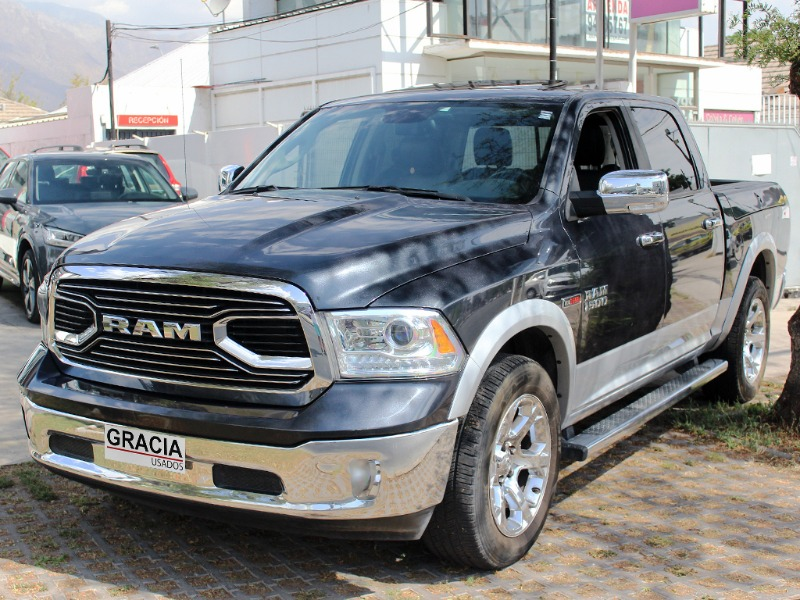 DODGE RAM 1500 LARAMIE 3.0 TD 4X4 2018  - GRACIA AUTOS