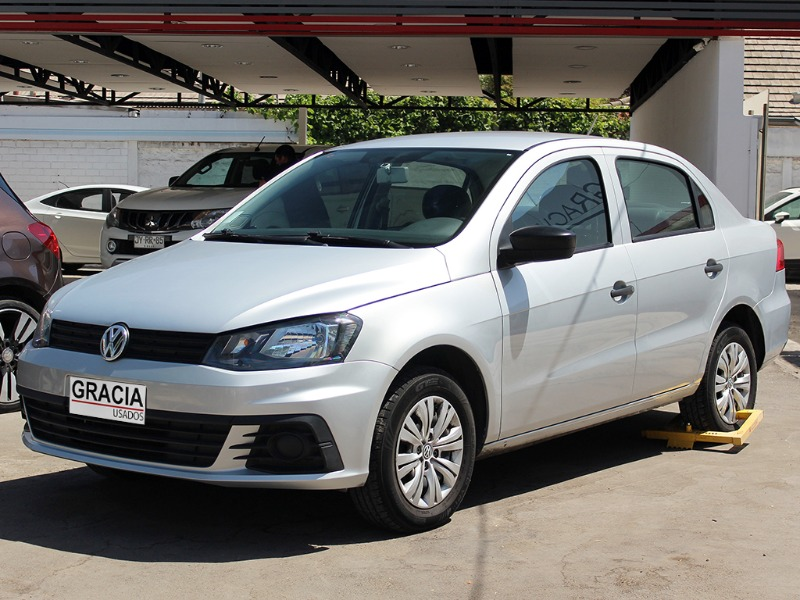 VOLKSWAGEN VOYAGE POWER 1.6 MT 2019  - GRACIA AUTOS