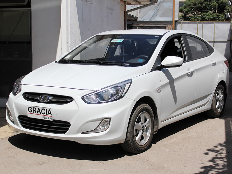 HYUNDAI ACCENT RB 1.4 GL MT 2018  -