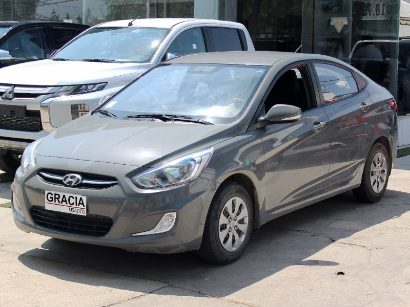 HYUNDAI ACCENT RB 1.4 GL MT 2019  - GRACIA AUTOS