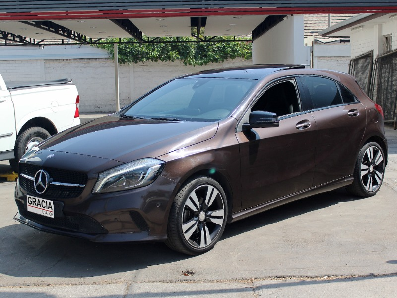 MERCEDES-BENZ A200 DIESEL 2.1 AT  2017  - FULL MOTOR