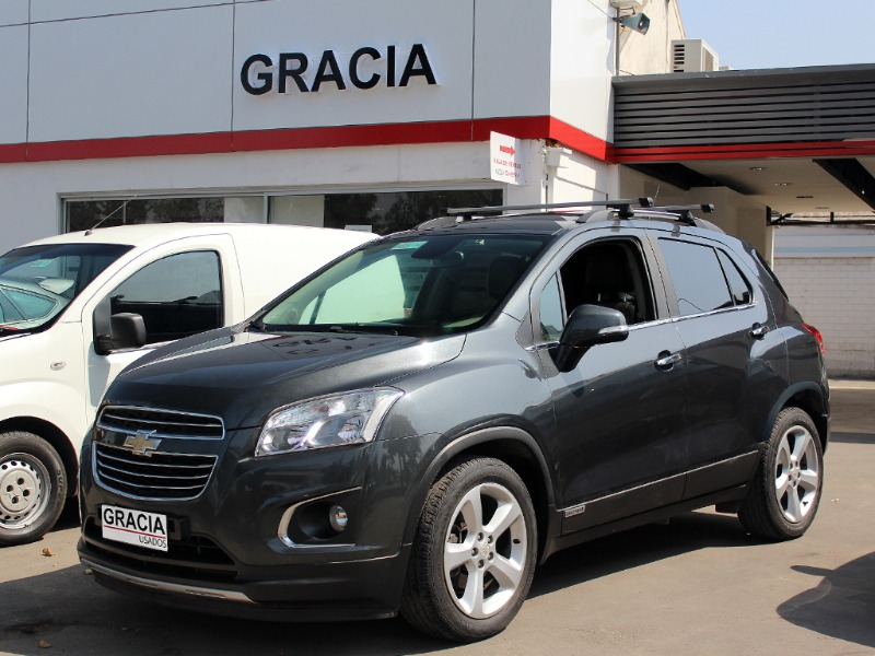 CHEVROLET TRACKER 1.8 LT MT 2016  - GRACIA AUTOS