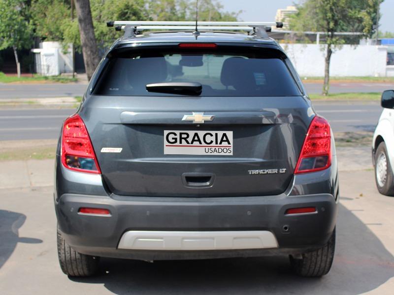 CHEVROLET TRACKER 1.8 LT MT 2016  - GRACIA AUTOS