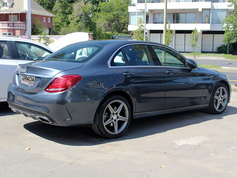 MERCEDES-BENZ C250 2.5 AT 2016  - GRACIA AUTOS