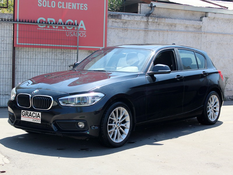 BMW 118I AT 1.5 2019  - GRACIA AUTOS
