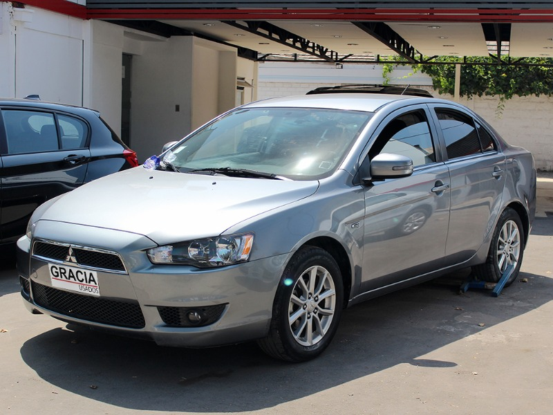 MITSUBISHI LANCER RT MT  2016  - GRACIA AUTOS