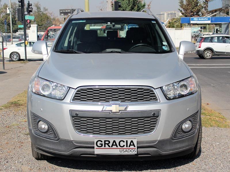 CHEVROLET CAPTIVA LT 2.4 AT 2016  - GRACIA AUTOS