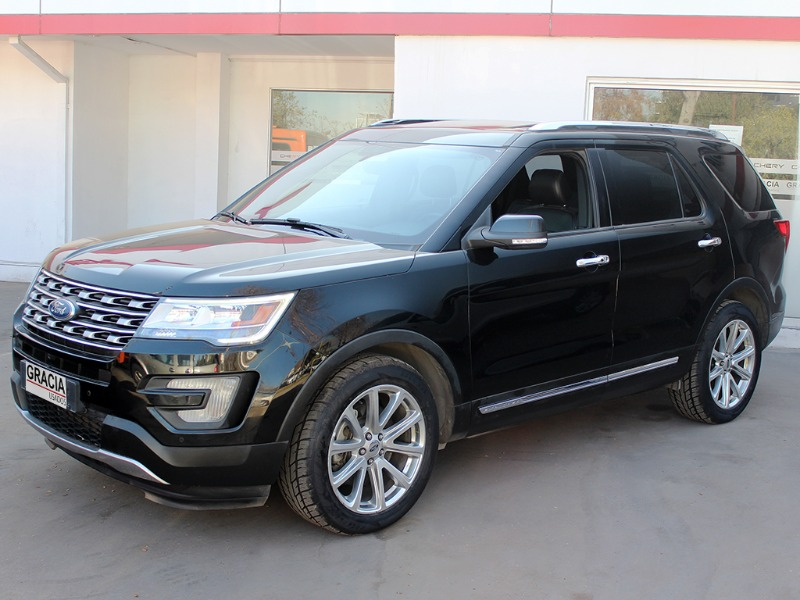 FORD EXPLORER LIMITED ECOBOOST 2.3 AT 2018  -