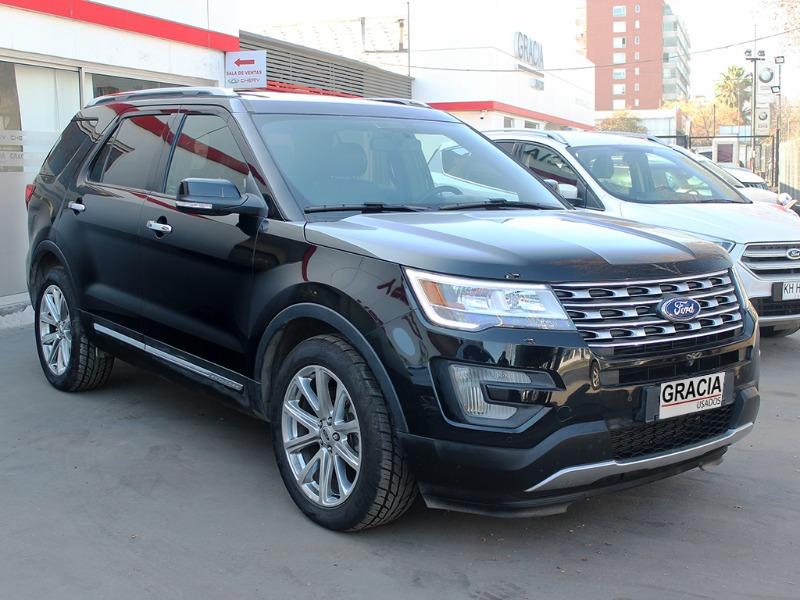 FORD EXPLORER LIMITED ECOBOOST 2.3 AT 2018  - FULL MOTOR