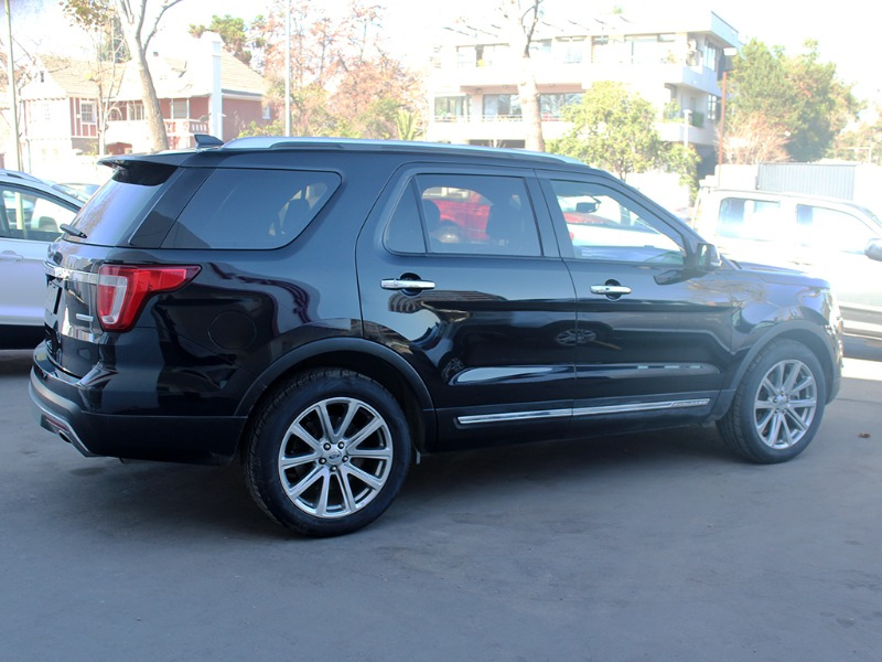 FORD EXPLORER LIMITED ECOBOOST 2.3 AT 2018  - GRACIA AUTOS