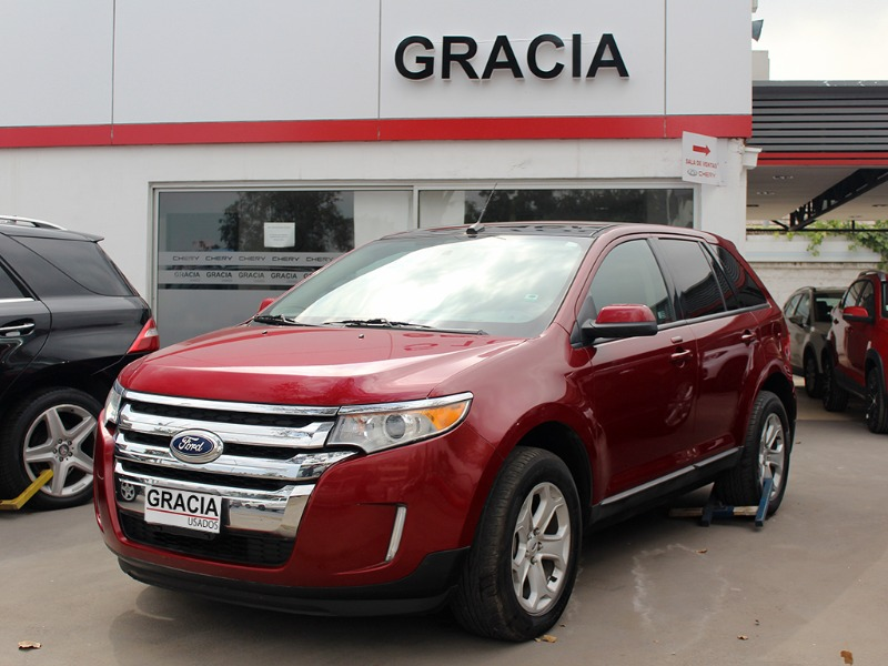 FORD EDGE SEL 4X4 3.5 AUT 2013  - FULL MOTOR