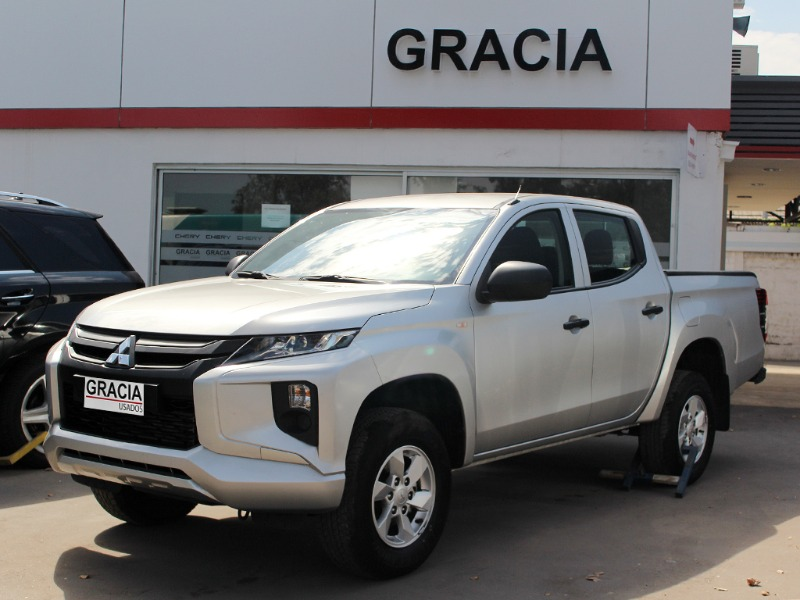 MITSUBISHI L200 WORK CR DIESEL 2.4 MT 2021  MAS IVA - GRACIA AUTOS