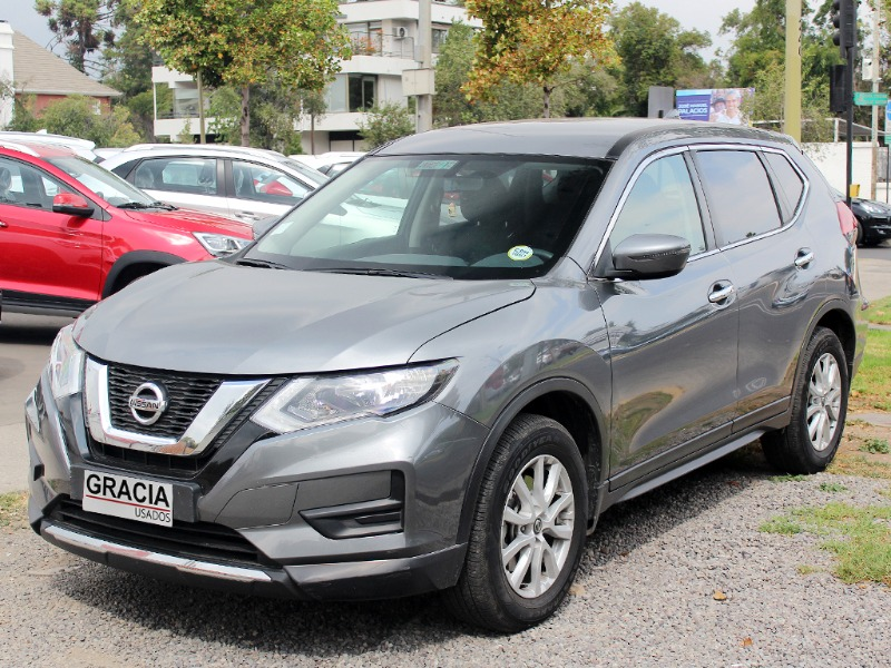 NISSAN X-TRAIL AUT 2.5 CVT 2018  - GRACIA AUTOS