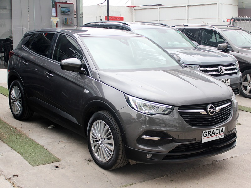 OPEL GRANDLAND X 1.5 DIESEL AT DYNAMIC 2020  - GRACIA AUTOS