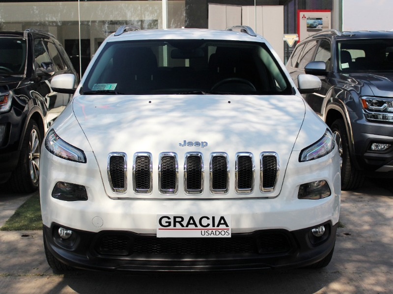 JEEP CHEROKEE LONGITUDE 4WD 2.4 AT 2016  - FULL MOTOR