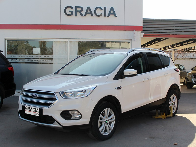 FORD ESCAPE TREND 2.5 S AT 2018  - GRACIA AUTOS