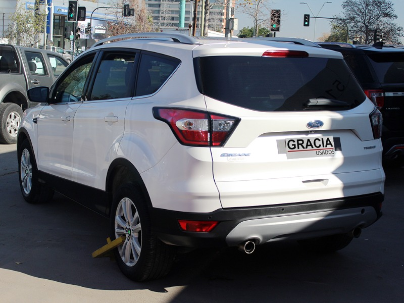 FORD ESCAPE TREND 2.5 S AT 2018  - FULL MOTOR