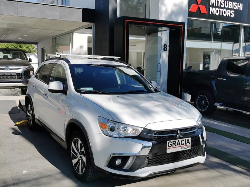 MITSUBISHI ASX 2.0 GL AT 4WD 2020  - GRACIA AUTOS