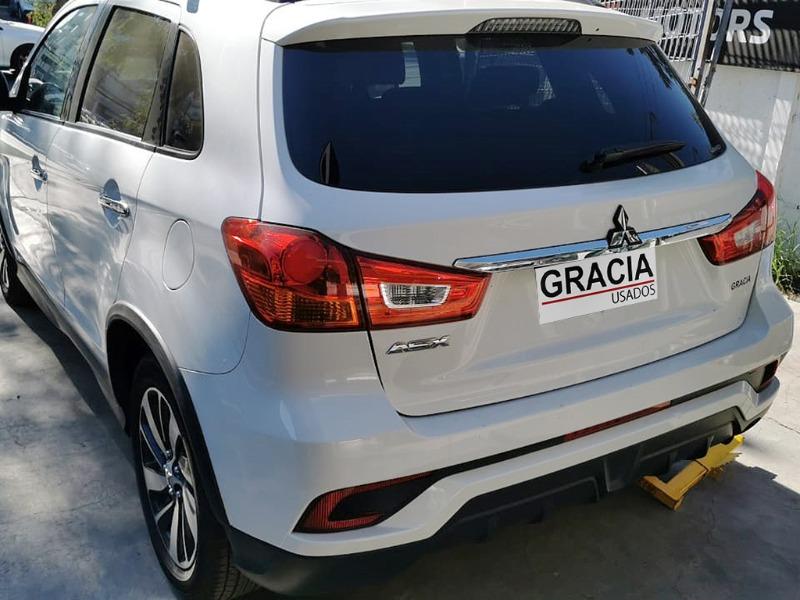 MITSUBISHI ASX 2.0 GL AT 4WD 2020  - GRACIA AUTOS