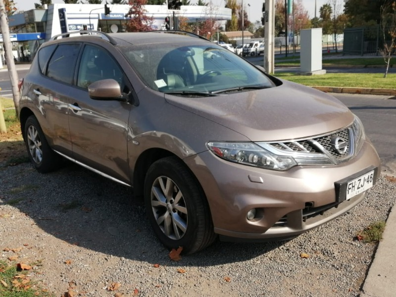 NISSAN MURANO LE 4WD 3.5 AT 2013  - GRACIA AUTOS