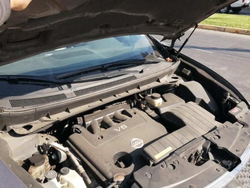 NISSAN MURANO LE 4WD 3.5 AT 2013  - FULL MOTOR