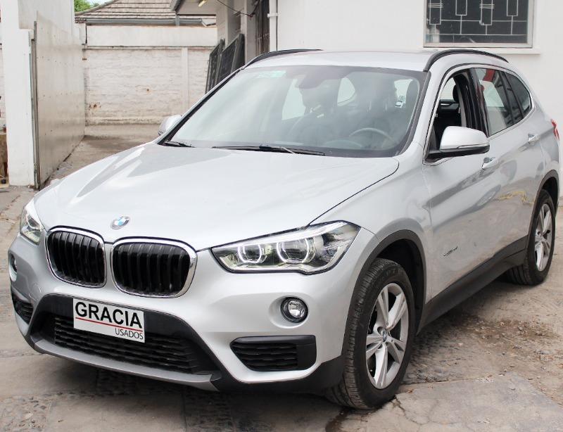 BMW X1 SDRIVE 2.0I AT 2017  -