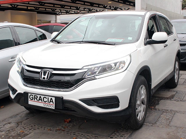 HONDA CR-V NEW EX 2.4 AUT 2016  - GRACIA AUTOS