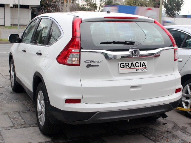 HONDA CR-V NEW EX 2.4 AUT 2016  - GRACIA AUTOS
