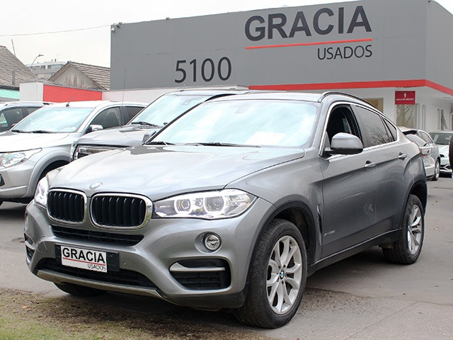 BMW X6 3.0 XDRIVE 30D AT 2018  - GRACIA AUTOS