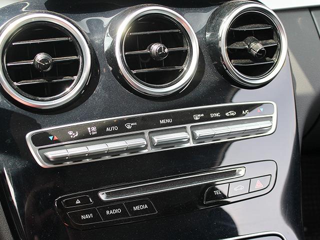 MERCEDES-BENZ C200 2.0 AT COUPE 2018  - GRACIA AUTOS