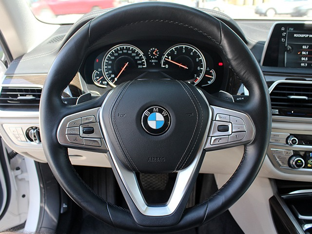 BMW 740 I 3.0 AT 2016  - GRACIA AUTOS