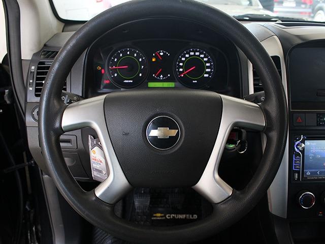 CHEVROLET CAPTIVA LS 2.4 MT 2010  - GRACIA AUTOS