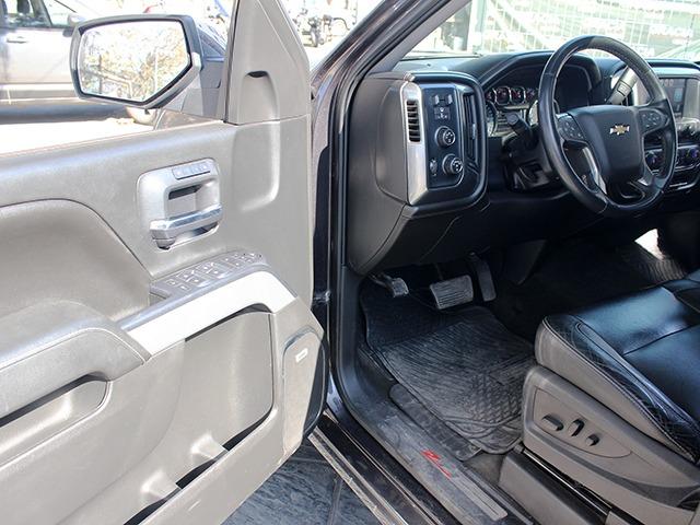 CHEVROLET SILVERADO LTZ Z71 4WD 5.3 2015  - GRACIA AUTOS