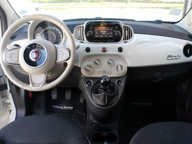 FIAT 500 1.2 MT 2017  - FULL MOTOR
