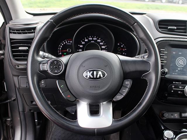 KIA SOUL 1.6 EX SPECIAL PACK AUTO 2018  - GRACIA AUTOS