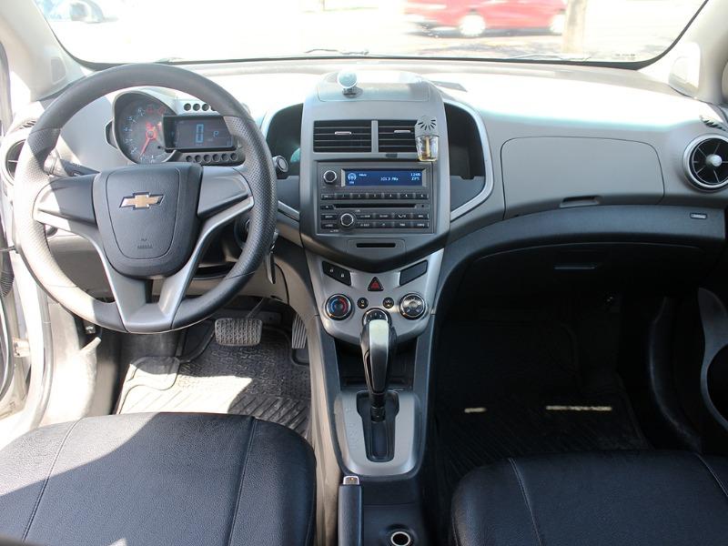 CHEVROLET SONIC LT 1.6 AUT 2012  - FULL MOTOR